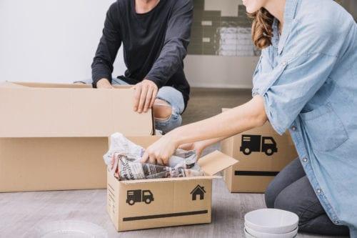 où trouver des cartons déménagement pas chers