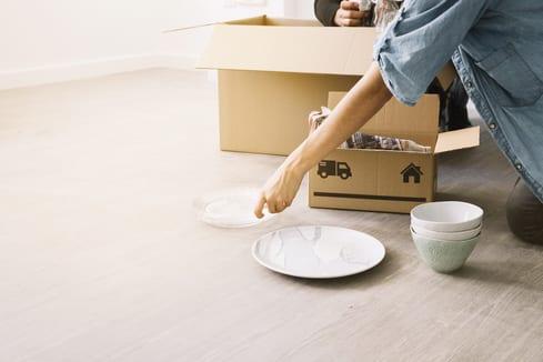 emballage et carton déménagement