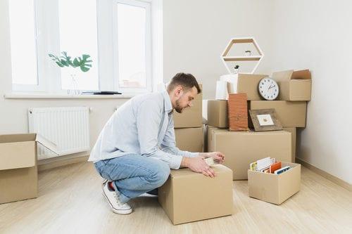 calcul volume déménagement