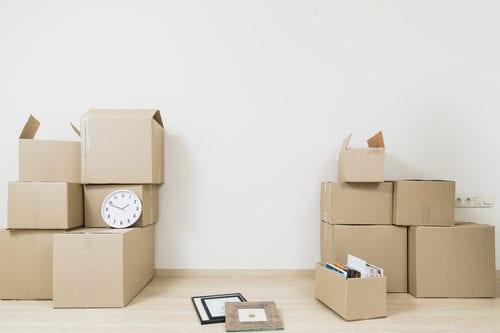 comment organiser un déménagement étudiant