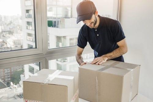 service déménagement emballage