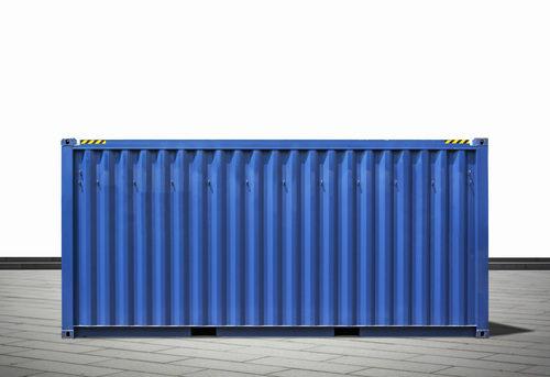 déménagement maritime par container