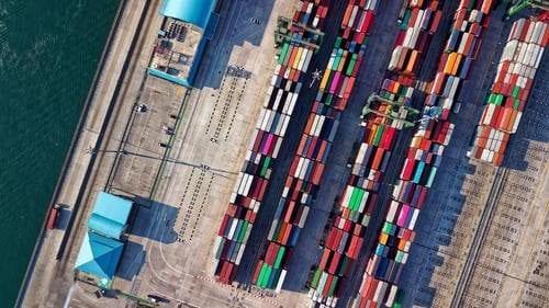 déménagement international par conteneur