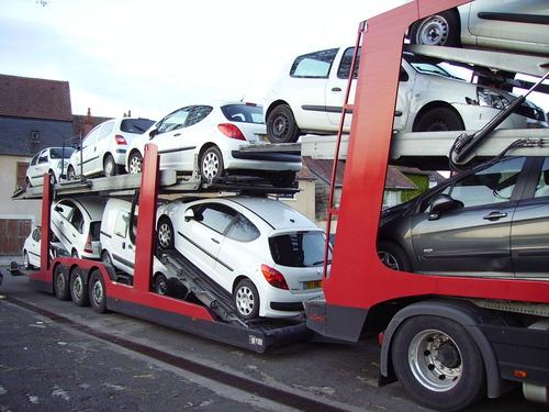 comment transporter son véhicule à l'étranger
