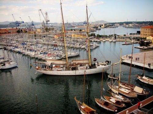 partir s'installer à Toulon - région PACA
