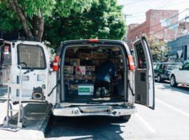 camion de demenagement